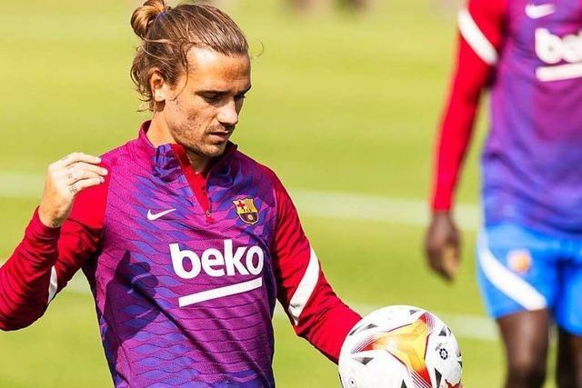 Das Trainingslager des FC Barcelona fordert auch den Bezirksligisten SV Aasen