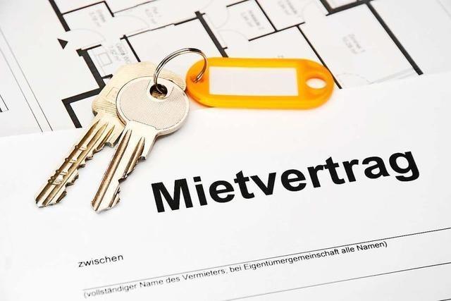Freiburger Stadtverwaltung will Sorge vor schwierigen Mietern reduzieren