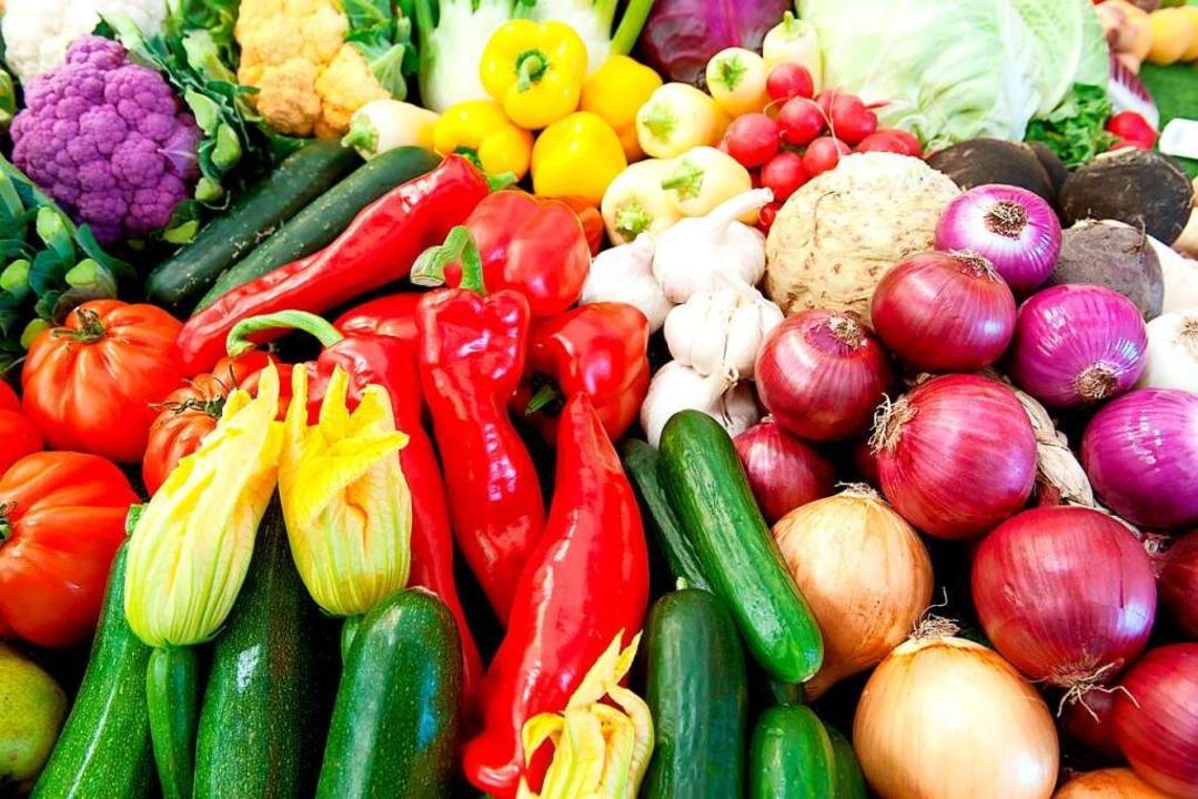 Gute Ernährung muss man sich auch leis...m Wochenende in Merzhausen debattiert.  | Foto: Peter Kneffel (dpa)