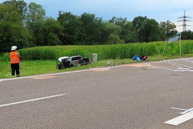 Polizei sucht Zeugen zu Unfall bei Wehr
