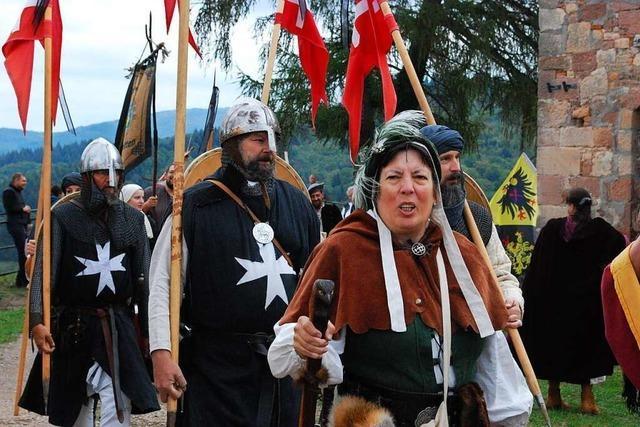 Emmendingen: Hochburgfest mit Feldlager am 5. September ist abgesagt