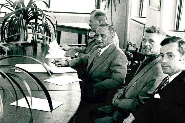 Wie Maleck, Windenreute und Kollmarsreute zu Emmendingen kamen