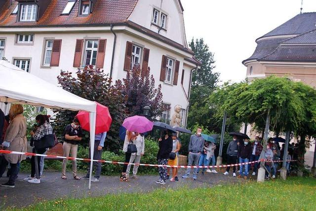 600 Menschen bei lokaler Aktion in Rheinfelden geimpft