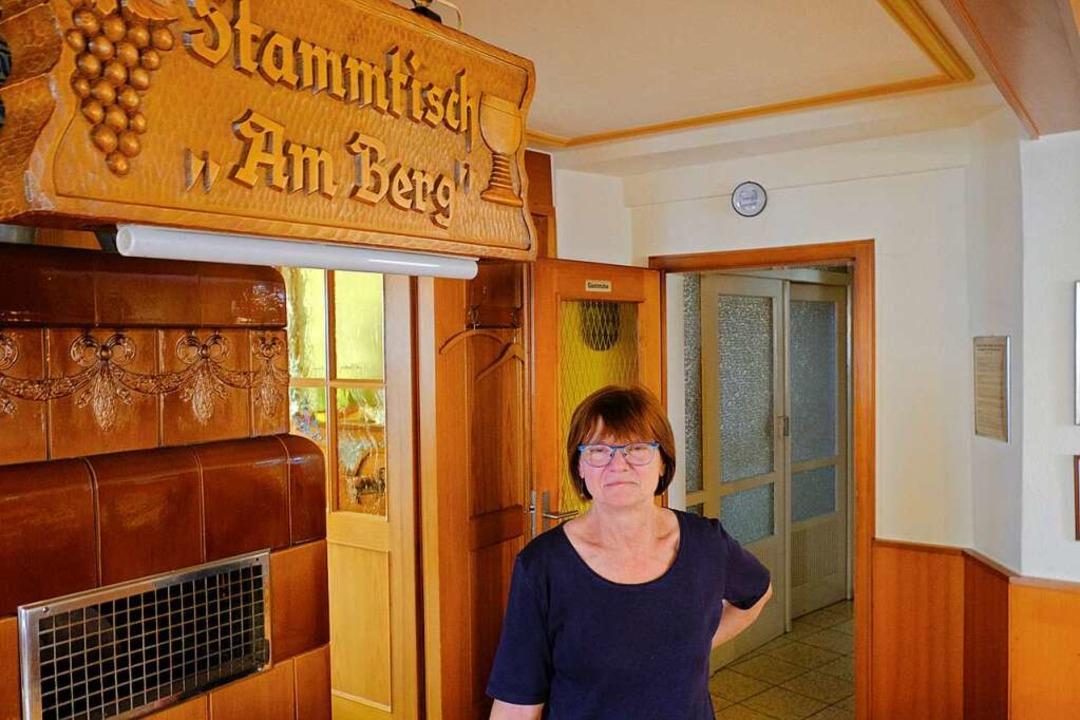 Inhaberin Monika Tröndlin hört nach 32 Jahren auf.    Foto: Martin Pfefferle