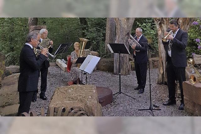 International Concert Brass Soloists in Grenzach-Wyhlen und Görwihl