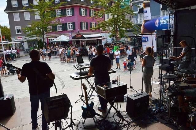 Auch der Ersatz fürs Rheinfelder Trottoirfest findet wegen Corona nicht statt
