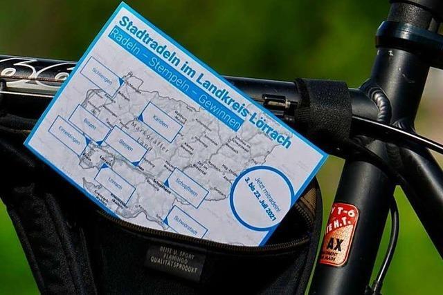 320.000 Kilometer kommen beim Stadtradeln im Kreis Lörrach zusammen