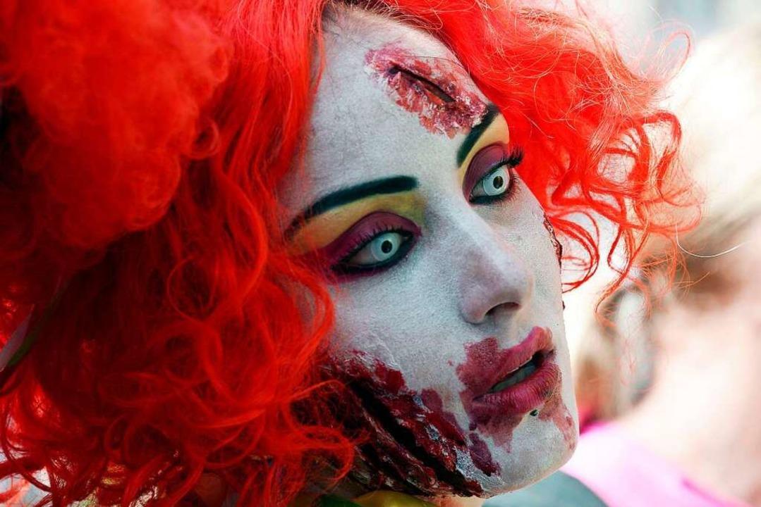 Die Arbeitsagentur vermittelt keine Zombies.  | Foto: FREDERICK FLORIN