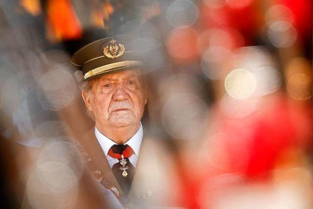 Wenige Lebenszeichen aus dem Exil von Altkönig Juan Carlos