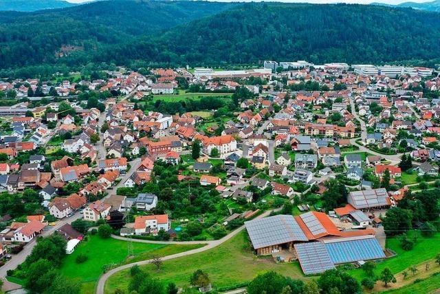 Maulburg, das Dorf an der Wiese-Riviera