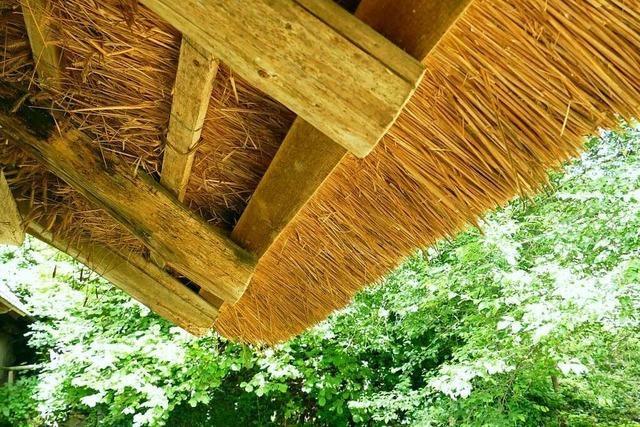 Das Dach des Bauernhausmuseums Schneiderhof muss saniert werden