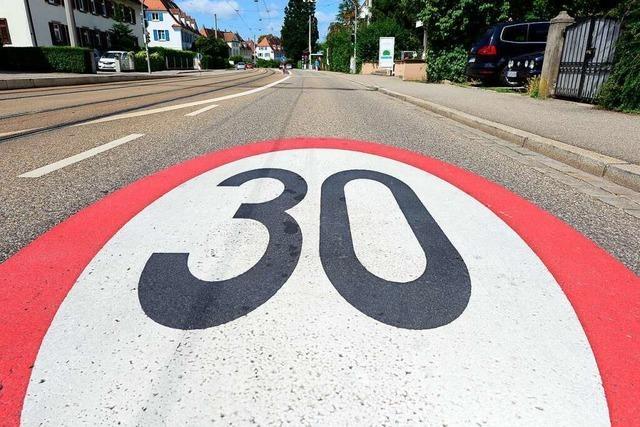 IG Velo fordert: Rheinfelden soll sich für mehr Tempo 30 stark machen