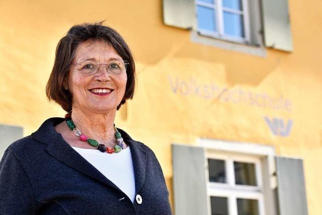Freiburgs Rotarier haben erstmals eine Präsidentin