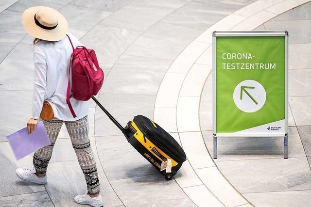 So teuer sind Corona-Tests in Europa für Touristen