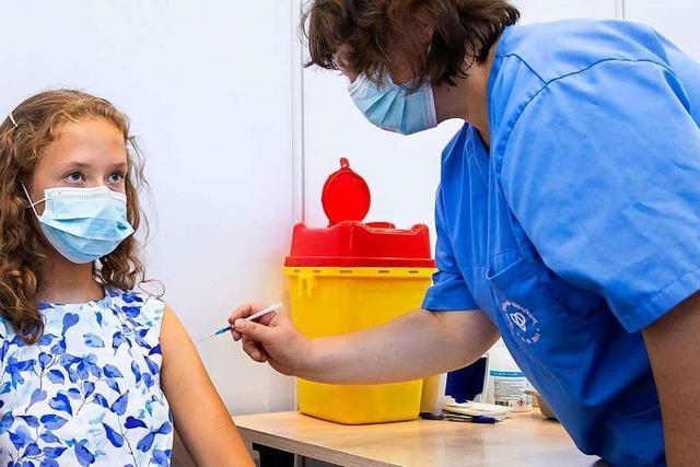 Kinderärzte drängen Stiko zu Neubewertung von Corona-Impfung für Kinder
