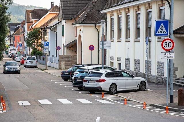 Die Erneuerung der Wyhlener Eisenbahnstraße wird komplex