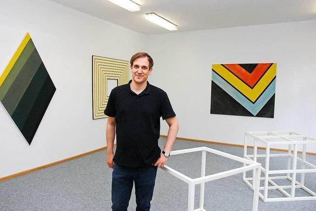 Was einen in der neuen Ausstellung im Waldkircher Kunstforum erwartet