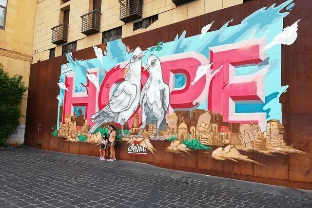 Eine zerrissene Stadt: Beirut ein Jahr nach der Explosionskatastrophe