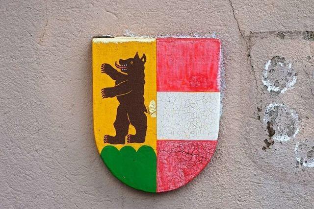 Welche Bedeutung hat das Wappen von Wyhlen?