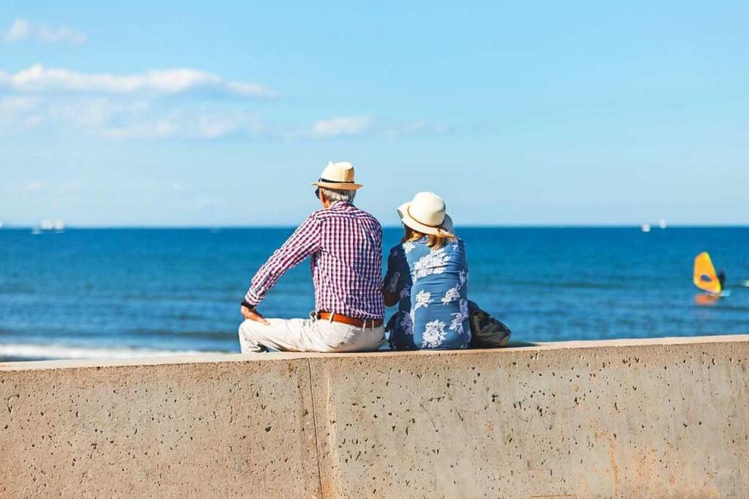 Auch Rentner sollen ihr Leben genießen. Darin sind sich alle Parteien einig.    Foto: DANIEL MYJONES RODRIGUEZ