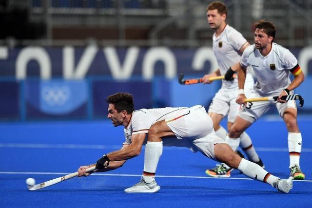 Gold-Traum geplatzt: Hockey-Herren scheitern im Halbfinale