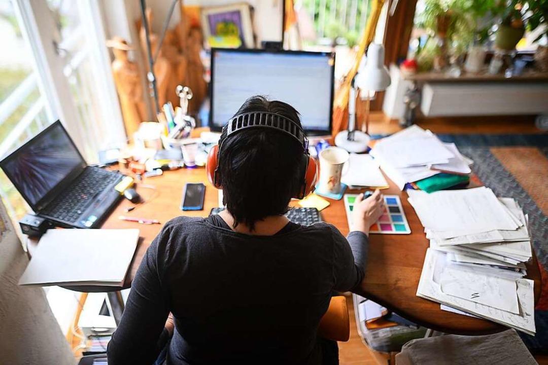 25 Prozent der Arbeitszeit dürfen Gren...esetzt. Die Frage ist, was dann kommt.  | Foto: Sebastian Gollnow (dpa)