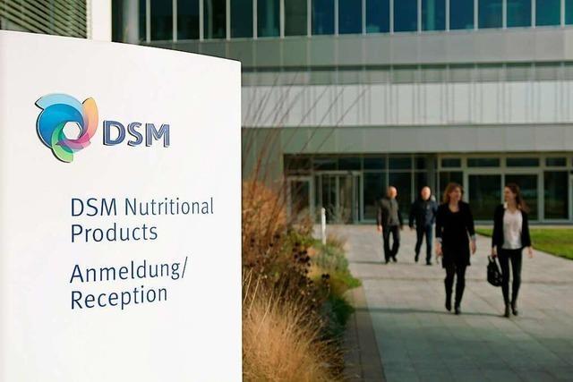 Das bei Basel angesiedelte Vitamin- und Ernährungsgeschäft von DSM wächst weiter