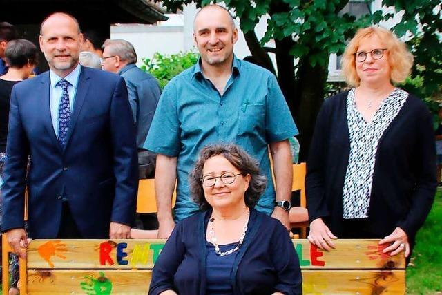 Erzieherin Doris Siefert wird nach 42 Jahren in Wittenweier verabschiedet