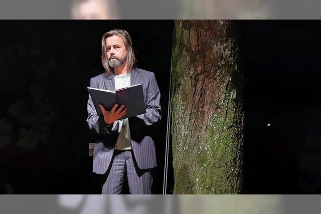 Mathias Noack liest in Kandern