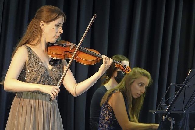 Musikerinnen wagen sich an dramatisches Werk