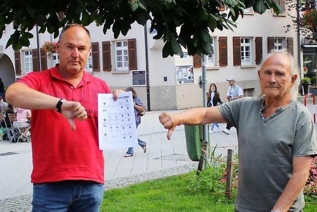 Summerfescht in Rheinfelden scheitert an Corona-Verordnung
