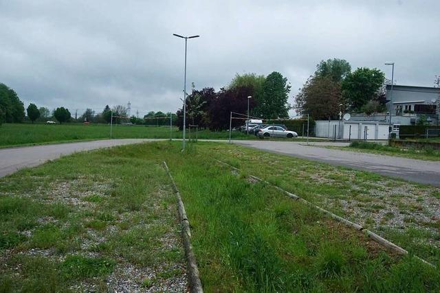 Ja zu Stellplatz für Wohnmobile in Kenzingen