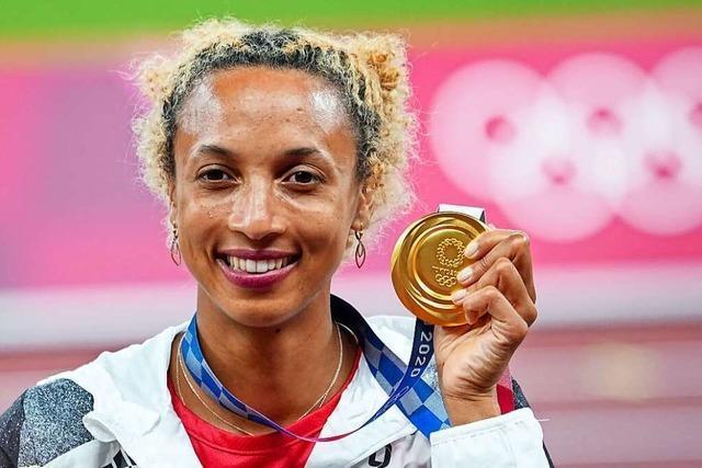 Die eigenen Zweifel besiegt und zum Olympiasieg gesprungen