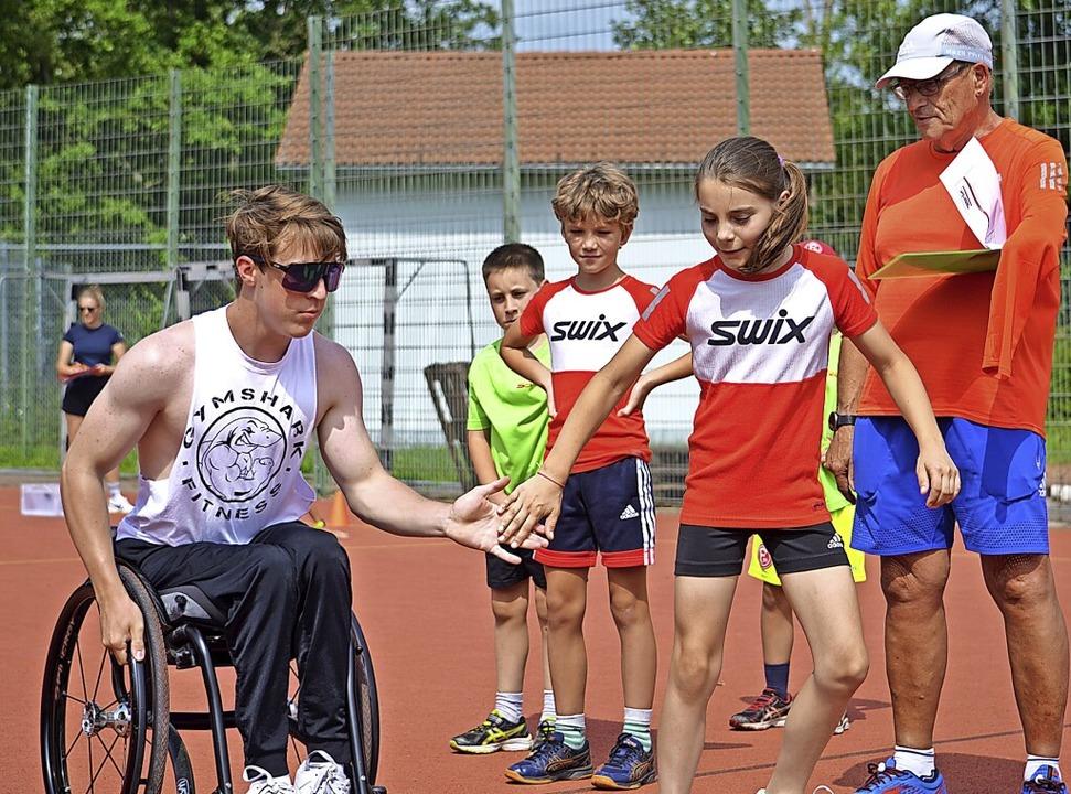 Gemeinschaft macht stark: Junge Skilan...gang in Kirchzarten und am Notschrei.     Foto: Stefan Weiss