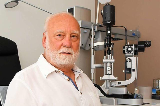 In Schopfheim geht eine Augenarzt-Ära zu Ende