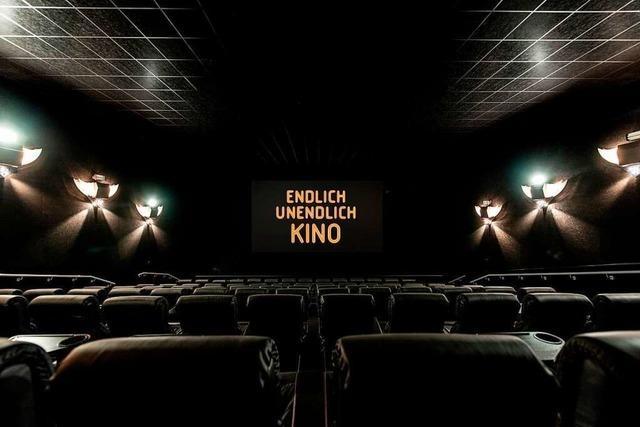 Erst im Kino wird der Film lebendig