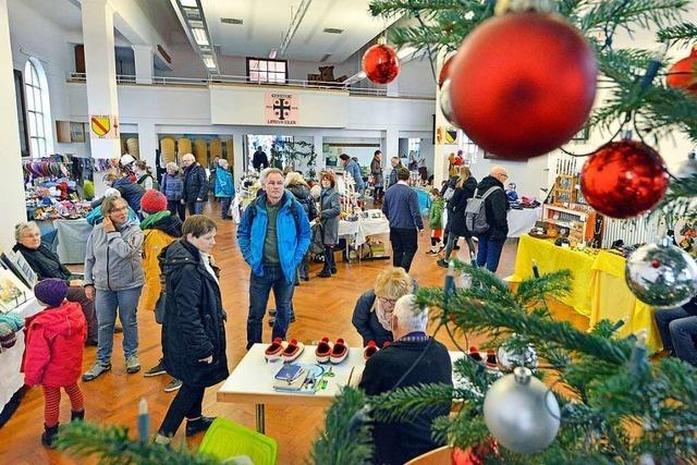 Kein Weihnachtsmarkt in Littenweiler