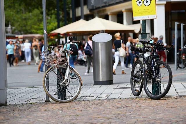 Bürgermeisterin: Lörrach ist noch immer zu sehr eine autogerechte Stadt