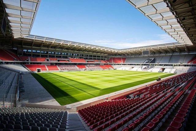 Ganz schön viel Verzögerung beim neuen SC-Stadion