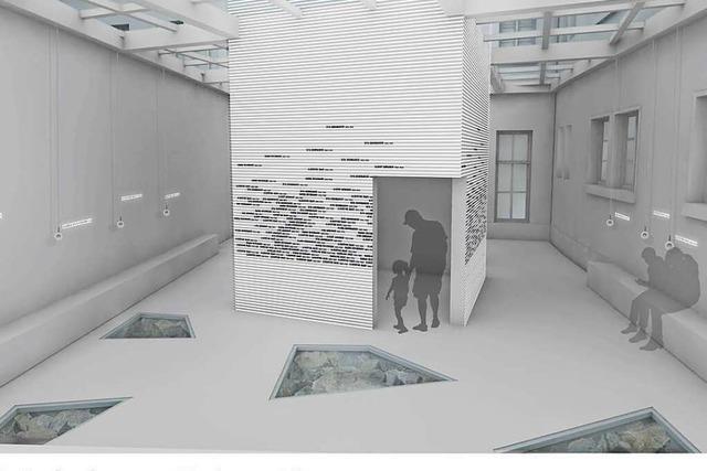Wie in der Freiburger Innenstadt ein Gedenkraum entstehen soll