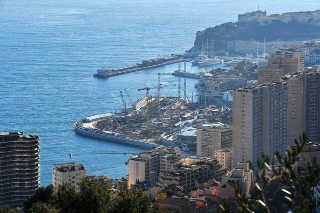 1000 Millionäre ziehen in Monaco ins Meer