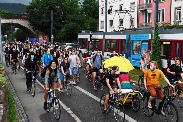 Am Wochenende gibt's in Freiburg zwei Demos für den Klimaschutz