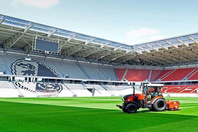 Abendspiele im neuen Stadion des SC Freiburg werden nun doch möglich