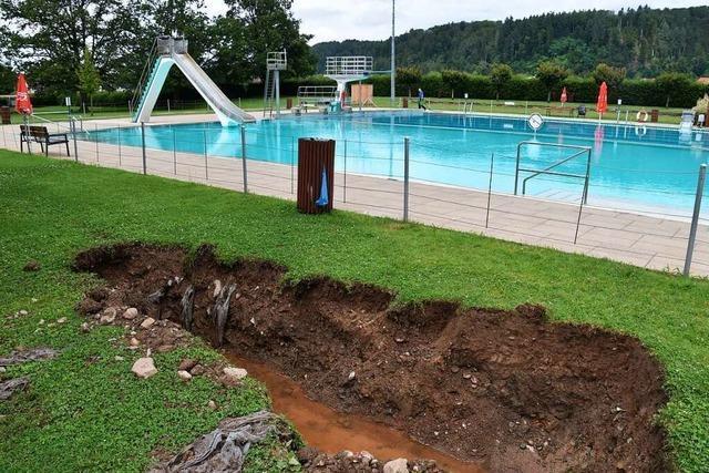 Schopfheimer Schwimmbad öffnet am Freitag wieder