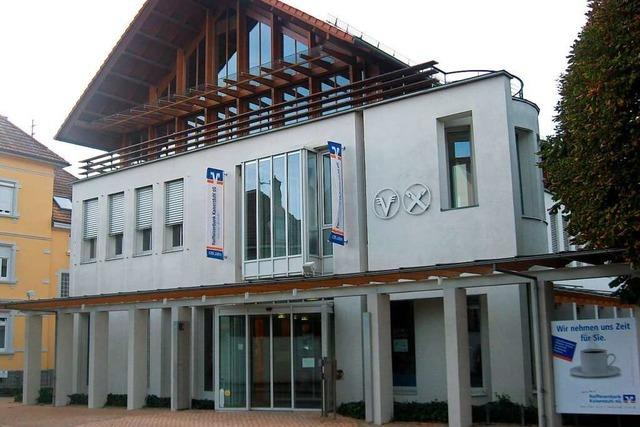Raiffeisenbank Kaiserstuhl behauptet sich