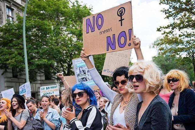 Empörung über Urteil, das dem Opfer einer Vergewaltigung Mitschuld gibt