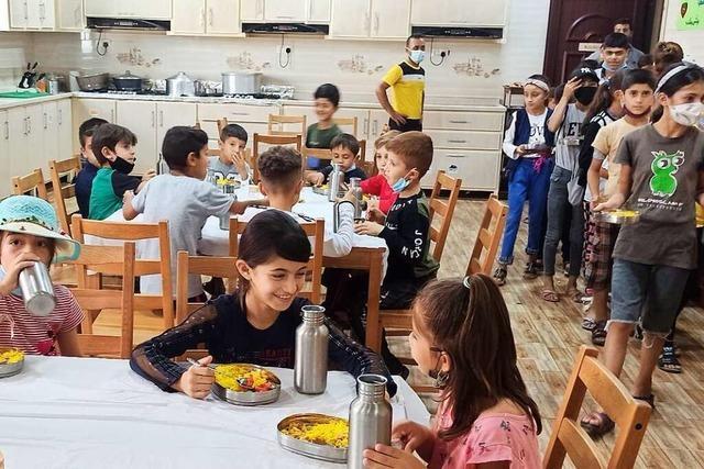 Wie die Kirchengemeinde Bahlingen Flüchtlinge im Nordirak unterstützt