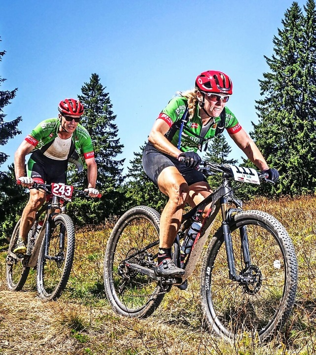 Schwarzwald Bike-Giro: Sportlich und landschaftlich ein Erlebnis    Foto: Sauser Event