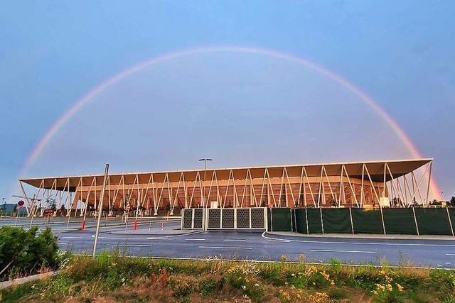 Erfolgreiche Lobbyarbeit fürs neue Stadion des SC Freiburg