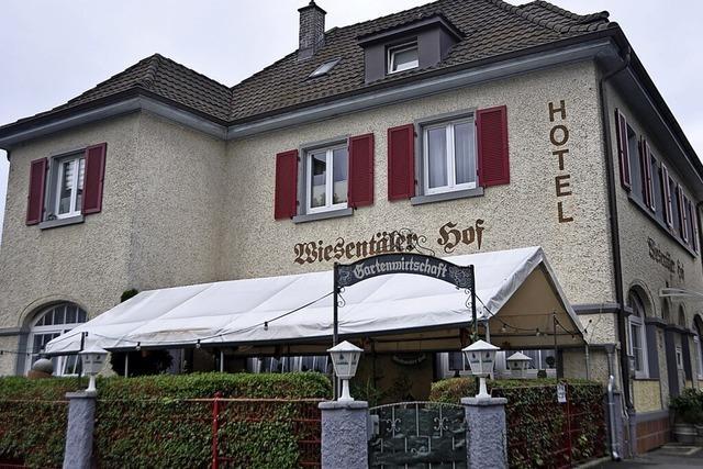 Der Wiesentäler Hof in Lörrach ist Geschichte